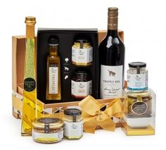 Truffle Kerfuffle - Gift Hamper Gourmet Food Gifts, Gourmet Recipes, Gift Hampers, Gift