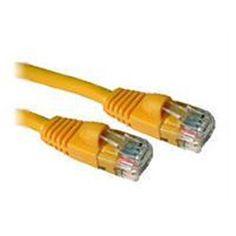 PVC jacket FYL 25ft Atlona Snagless Cat5e RJ45 Patch Cable UTP//LAN//Network 350MHz