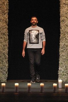 FALL 2013 MENSWEAR  Givenchy  Riccardo Tisci