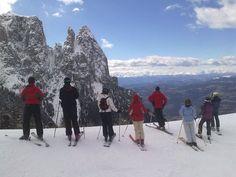 Flow Ski retreat i Dolomitterne, Italien   8. - 15. marts eller 15. - 22. marts 2015 - Kombiner din næste skiferie med mindfulness... I dette retreat vil vi arbejde hen imod at sætte dig og dine ski fri - permanent! At være fri af sindet er at leve i flow - i nuet.