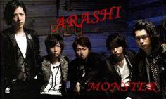 """嵐/ARASHI """"MONSTER""""-PV  timein.jp"""