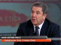"""Triodos Bank - Entrevista a Joan Melé de Triodos Bank en """"Buenos días Aragón"""""""