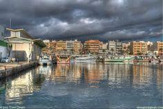 Garrucha harbour, Almeria, Spain