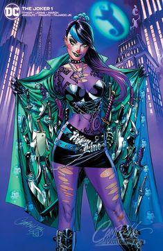 Dc Comics Girls, Dc Comics Art, Joker Dc Comics, Art Anime, Anime Manga, Joker And Harley, Harley Quinn, Batman Art, Superman