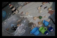 kreatywnyMaks: Sensory - plaża
