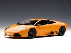 Lamborghini Murcielago LP640 1/18 Arancio Atlas/Orange - Diecast Hobby USA - Diecast Cars & Accessories