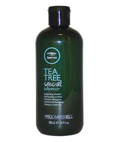 Loving this 16.9-Oz. Tea Tree Special Shampoo on #zulily! #zulilyfinds