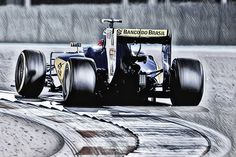 How To Publish Images In 4 Easy Steps. Make images with an arty twist! F 1, Formula One, Alfa Romeo, Racing, Posts, Easy, Blog, Image, Brazil