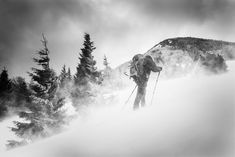 """Searching for a path - Winter adventure in Slovakian mountains Mala Fatra ....  Follow me on <a href=""""https://www.facebook.com/lubosbalazovic.sk"""">FACEBOOK</a> or <a href=""""https://www.instagram.com/balazovic.lubos"""">INSTAGRAM</a>"""