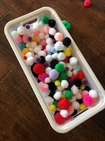 Toddler Approved!: Quick & Easy to Make Pom Pom Wall