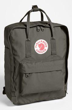 Fjällräven Kånken Backpack available at #Nordstrom
