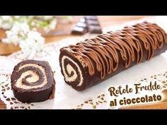 No Cook Desserts, Mini Desserts, Chocolate Roll, Recipe For 4, High Tea, Clean Eating Snacks, Biscotti, Italian Recipes, Sweet Recipes