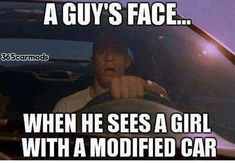 Who says only Guys can do Autocross? The truth is, Autocross is no longer a men-exclusive sport. Women can ACTUALLY Autocross. Car Jokes, Truck Memes, Car Humor, Ford Memes, Mechanic Humor, Mechanic Jobs, Funny Car Quotes, Funny Memes, Car Guy Quotes