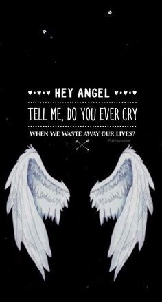 Hey Angel - One Direction  When you think it's about supernatural but it's actually one direction #WhenTheFandomsAlign