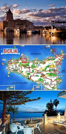 Questa e' la Sicilia-This Is Sicily-