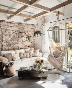 Easy Home Decor, Home Decor Bedroom, Cheap Home Decor, Bedroom Ideas, Modern Bedroom, Bedroom With Couch, Zen Home Decor, Bedroom Artwork, Warm Bedroom