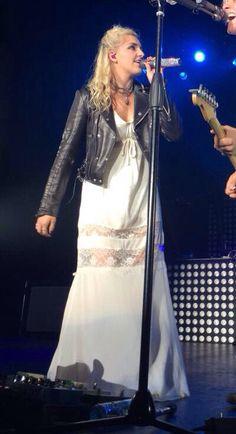 Rydel Lynch fashion 2015 : #SometimeLastNightTour