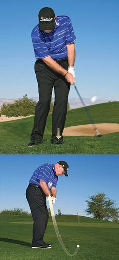 Butch Harmon: Why You Skull Pitch Shots Our Residential Golf Lessons are for beginners, Intermediate & advanced. Our PGA professionals teach all our courses in an incredibly easy way to learn and offer lasting results at Golf School GB www.residentialgolflessons.com