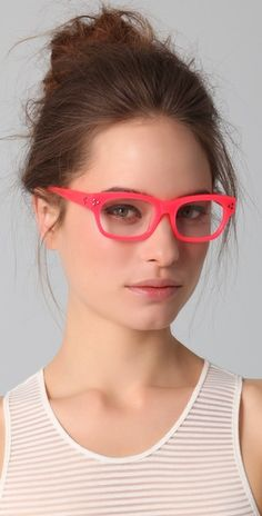 72aa83d8fd Matthew Williamson Glasses.... i think i new pair of pink glasses is