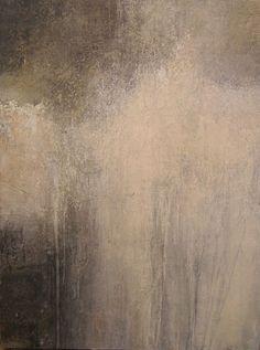 "Rebecca Crowell Painting - Memory, Ireland 48""x36"" (2013)"