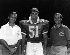 N. C. State Chancellor, football coach, and all-American football player