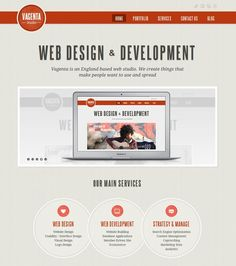 WordPress Theme – Vagenta