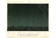 Stars over Paris, 1877 on OneKingsLane.com