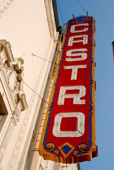 Cable cars are fine, but I would ride my Vespa to the Castro Theatre for the Sing-a-Long version of The Sound of Music...again. #ridecolorfully