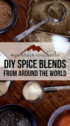 Bulk Herbs & Bulk Spices – Mountain Rose Herbs | remedies
