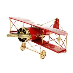 Generic Retro Vintage Tin Aircraft Airplane Biplane Decor... https://www.amazon.com/dp/B01GPTJB9U/ref=cm_sw_r_pi_dp_S.9NxbE1N1HHW