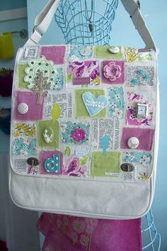 Cute bag.....