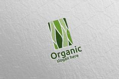 Natural and Organic Logo design 32 by denayunebgt on @creativemarket