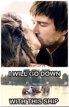 Mash! #Reign My OTP that was a flash in the pan! Always thought he was the better choice, history be damned!