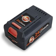 Rechargeable 24 V Lithium Ion Battery. Yard ToolsGarden Tools