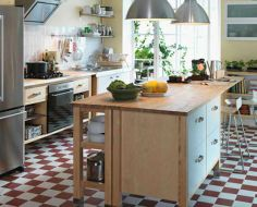 Kitchen Design Types