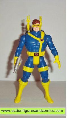 X-MEN X-Force toy biz CYCLOPS JIM LEE suit marvel universe action figures 1994