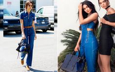 Guia Jeans das Jenner: como usar short, calça, jaqueta e outras peças como as irmãs Kendall e Kylie - Moda - CAPRICHO