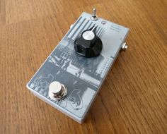Fredric effects Dresden double fuzz octaver