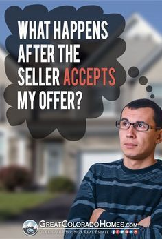 10 Step Home Buyer Checklist [Infographic] | What happens After The Seller Accepts My Offer? #realestate real estate investing, investing in real estate