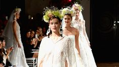 These Will Be the Biggest Wedding Dress Trends of 2016 | StyleCaster