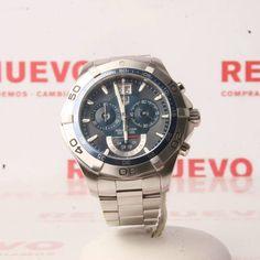 Reloj TAG HEUER AQUARACER GRAND DATE CAF101C de segunda mano E278162 | Tienda online de segunda mano en Barcelona Re-Nuevo
