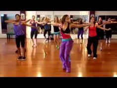"Zumba: ""Blurred Lines"" by Robin Thicke - Choreography by Karson Reed Zumba Workout Videos, Zumba Videos, Dance Videos, Fun Workouts, Dance Workouts, Cardio Dance, Dance Exercise, Line Dance, Zumba Routines"