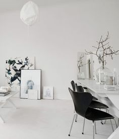 The new home decor trend taking the interior design world by storm: Scandinavian. Click through to see our favorite Nordic-inspired homes.
