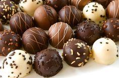 Recepti i Ideje: Čokoladne kuglice bez šećera vrlo je jednostavno napraviti