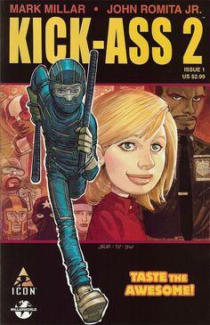 Kick-Ass 2 (2010) No. 1