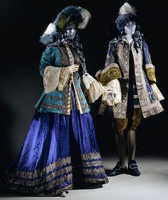 Léon Bakst - Ballets Russes - Costume - La Princesse Endormie - 1921
