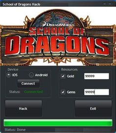 School Of Dragons Hack Tool No Survey Free Download (Updated)
