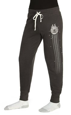 Star Wars Millennium Falcon Ladies Sweatpants