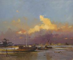 The Royal Institute of Oil Painters - The ROI - Peter Wileman