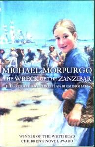 The Wreck of the Zanzibar - Michael Morpurgo - Illustrated Christian Birmingham  Visit our family business...The Ginger Sheep £2.99